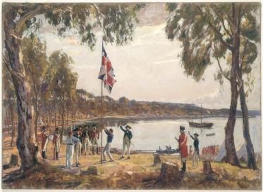The_Founding_of_Australia._By_Capt._Arthur_Phillip_R.N._Sydney_Cove,_Jan._26th_1788